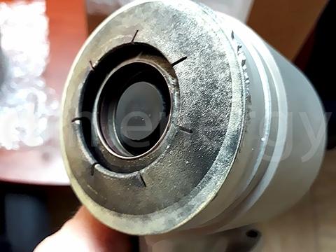 Восстановительный ремонт и производство деталей. Горелочное устройство для ГТУ
