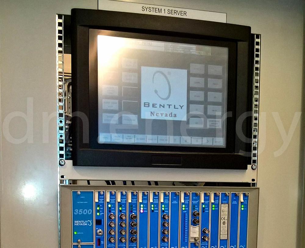 Заказать сервис и поставку систем мониторинга GE Bently Nevada 3500 от официального производителя.