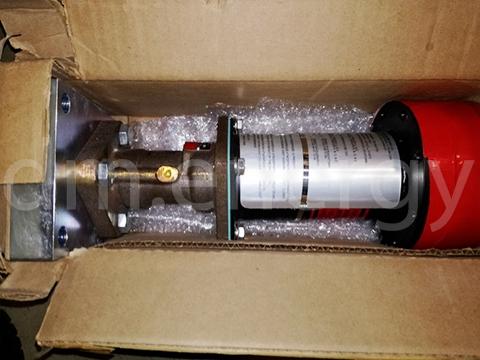 Клапан системы аварийного отключения компрессора