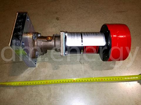 Клапан системы аварийного отключения компрессора для GE FRAME 6A