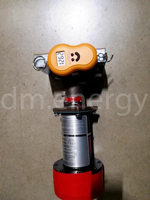 Поставка клапана системы аварийного отключения компрессора
