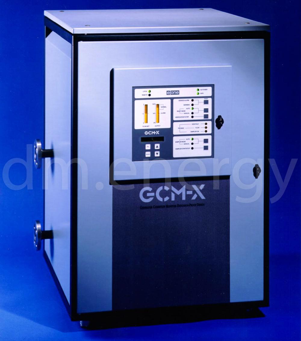Система контроля за состоянием генератора E/One (GCM)