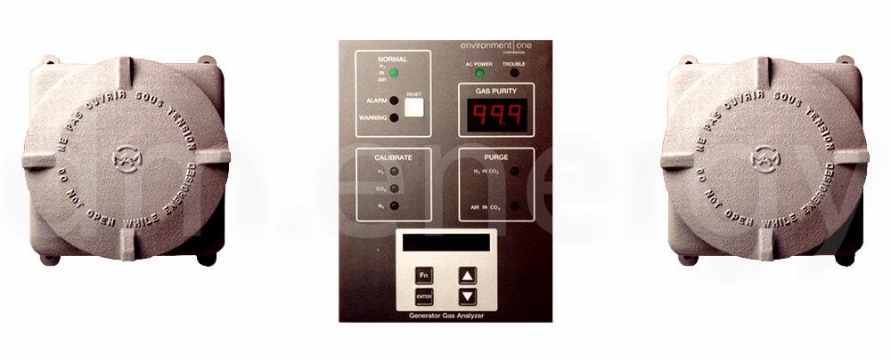Газовый анализатор генератора E/One (GGA)