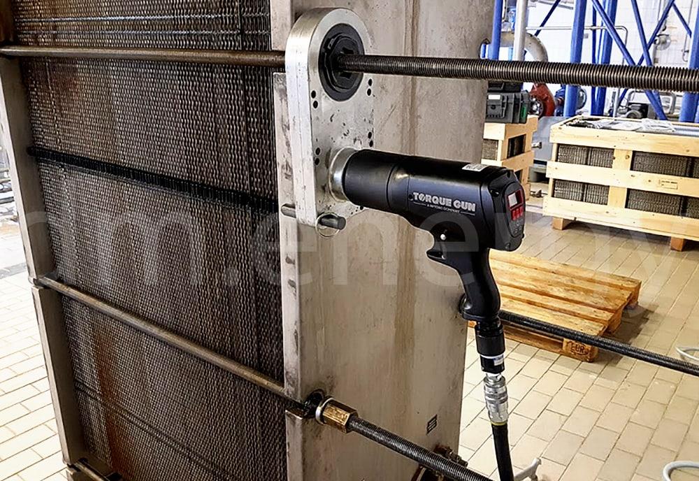 Заказать сервис и поставку пневматического ключа HYTORC JGUN от официального производителя.