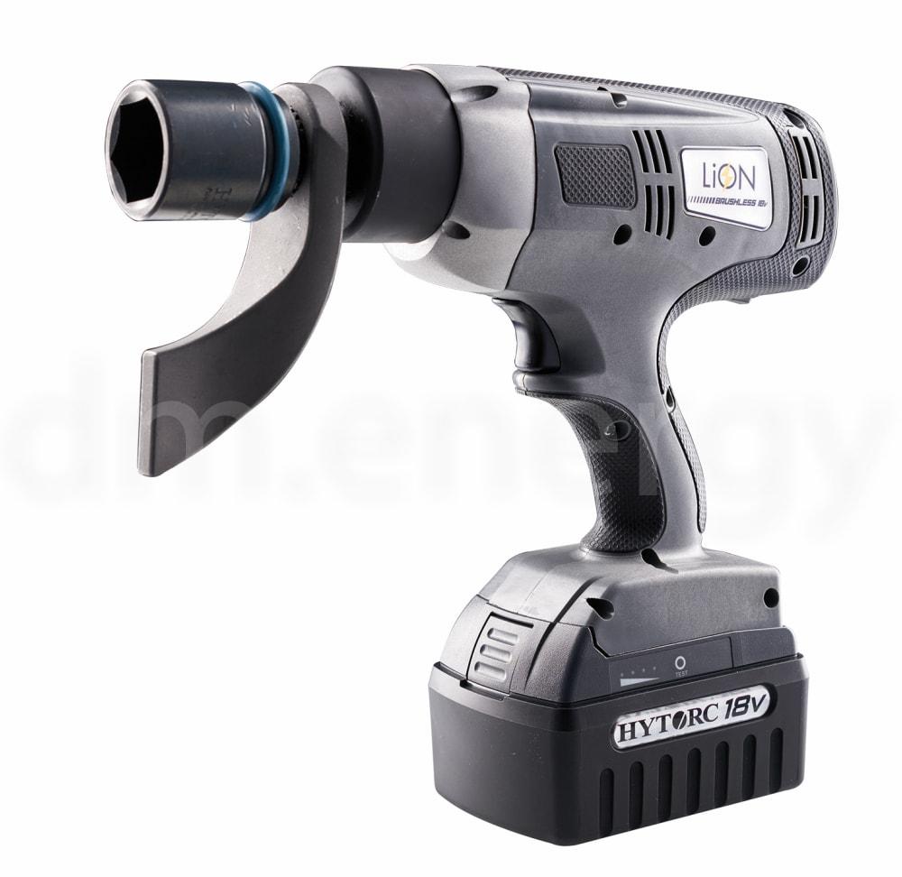 Заказать сервис и поставку электрических ключей Hytorc LION Gun от официального производителя.