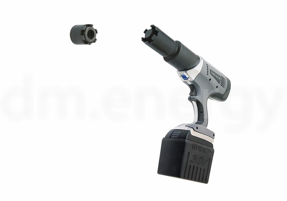 Заказать сервис и поставку электрических ключей Hytorc LITHIUM от официального производителя.