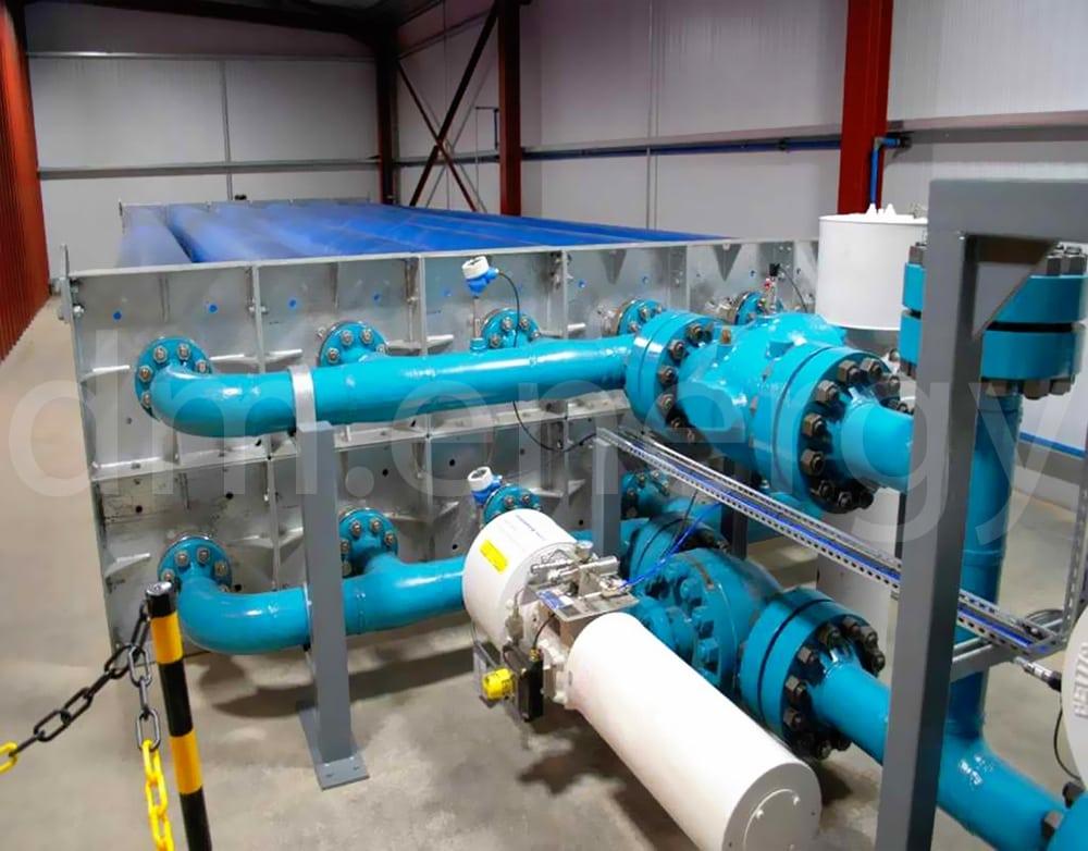 Score Energy – центр сервисных услуг продукции Woodward