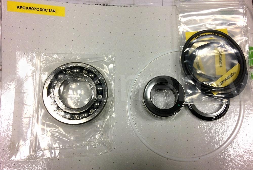Поставка ремкомплектов для насосов SEIM KPCX#07CX0C13R