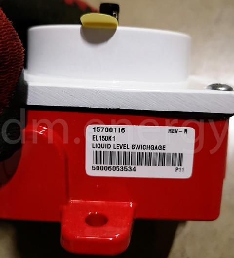 Указатель уровня масла FW Murphy EL150K1 15700116