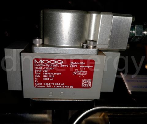 Сервопривод MOOG 772-307