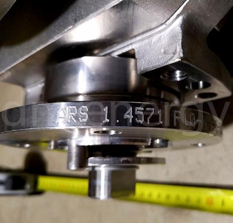 Заказать сервис и поставку клапанов Flowserve Argus для газотурбинной установки ГТЭ-160 от официального производителя.
