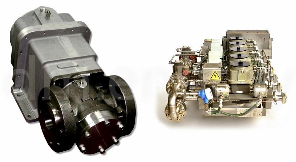 Заказать сервис и поставку клапанов дозировки топлива Woodward GS16 от официального производителя.