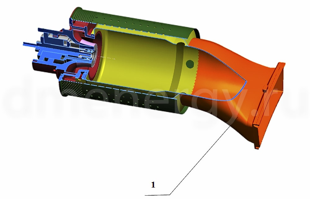 Заказать сервис и поставку газосборников камеры сгорания от официального производителя в России и СНГ.