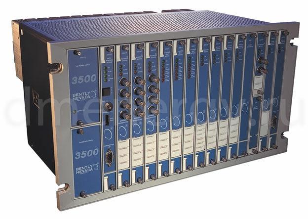 Заказать сервис и поставку модуля GE Bently Nevada 3500 от официального производителя в России и СНГ.