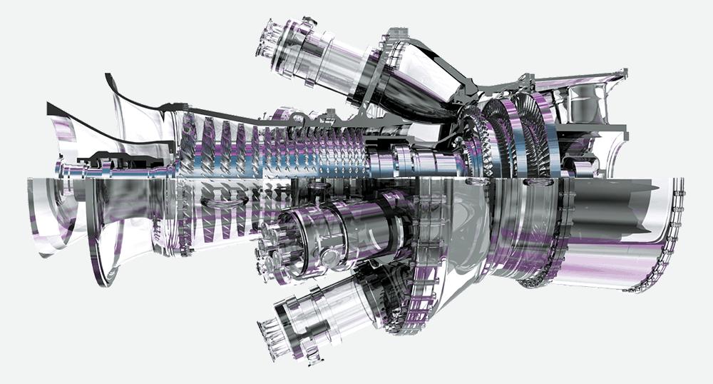 Заказать сервис и поставку турбины General Electric Frame 6FA для ГТУ GE LM2500 в России и СНГ от официального производителя.