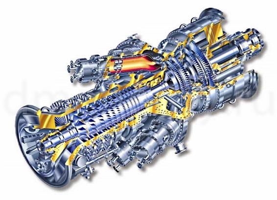 Заказать сервис и поставку ГТУ General Electric MS5002E в России и СНГ от официального производителя.