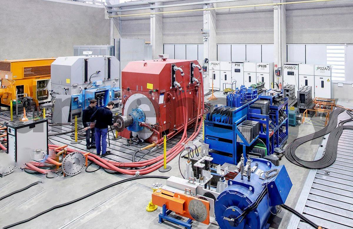 Заказать сервис и поставку генератора 6f.03 (GE 6FA) для турбины в России и СНГ от официального производителя.