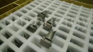 Комплект рабочих лопаток 1-ой ступени турбины высокого давления (SMO1188600)