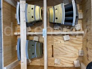 Направляющий аппарат 2-й ступени турбины высокого давления (SMO1734526/112E6849G001)