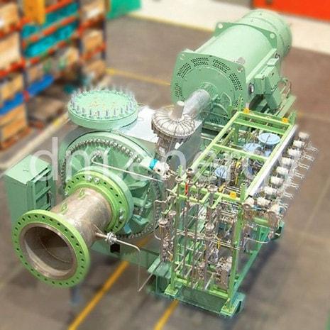 Заказать сервис и поставку центробежных турбокомпрессоров  в России и СНГ от официального производителя.