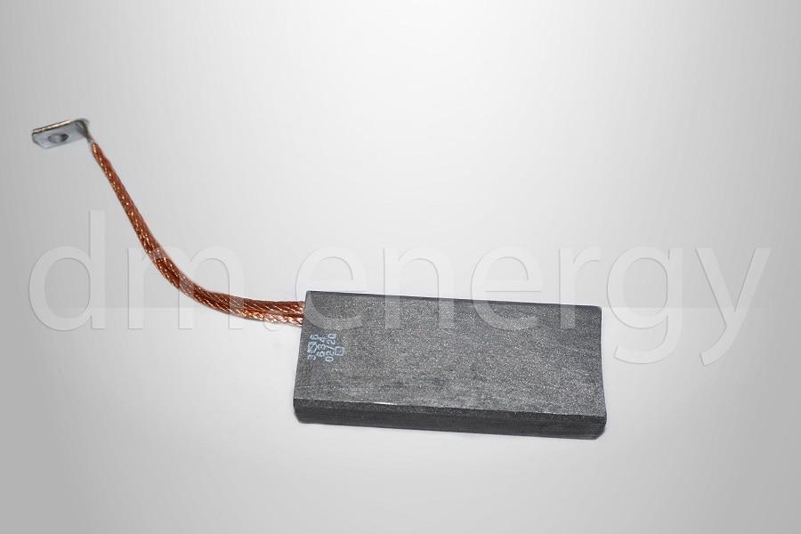 Заказать сервис и поставку графитовых электрощеток в России и СНГ от официального производителя.