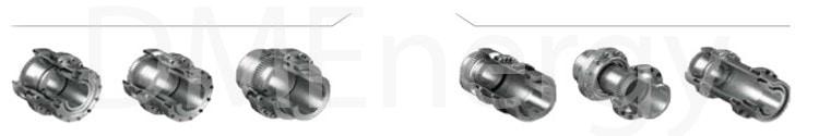 Заказать поставку и сервис муфт  RENK в России и СНГ от официального производителя.