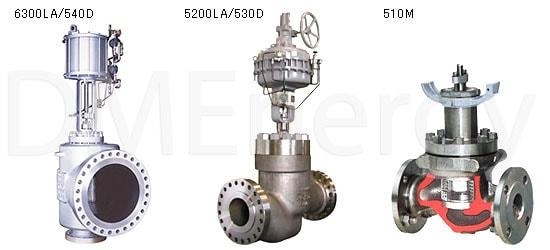 Антипомпажные клапаны KOSO VECTOR