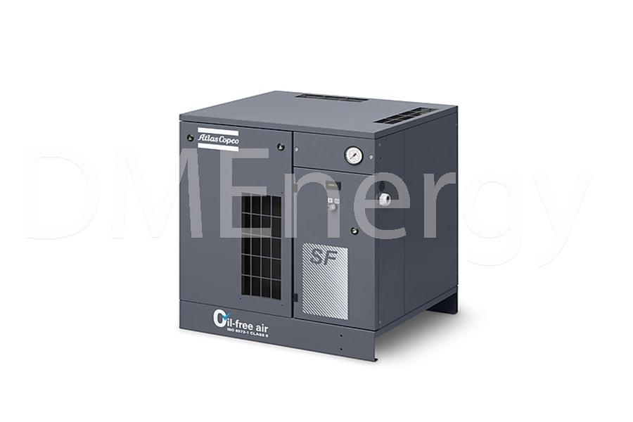 Заказать сервис и поставку центробежного компрессора Atlas Copco модели SCF-6 в России и СНГ от официального производителя.