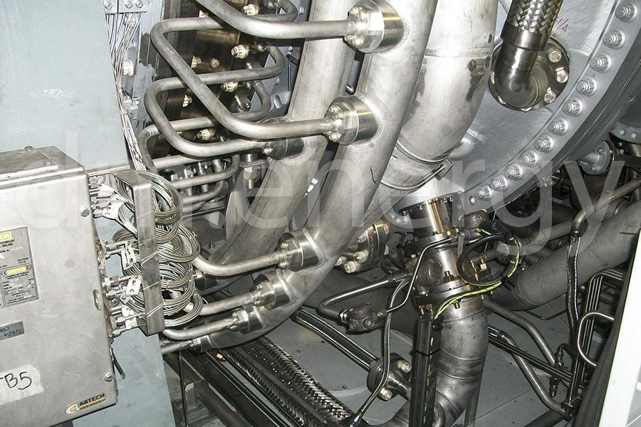 1 1 - Трубопроводы MS5002E