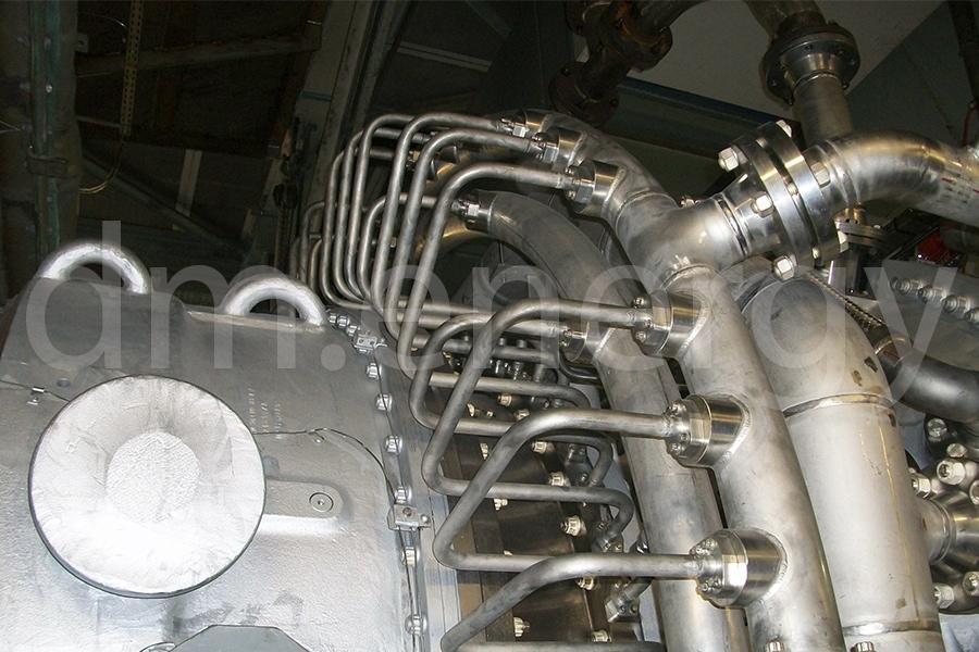 2 1 - Трубопроводы MS5002E