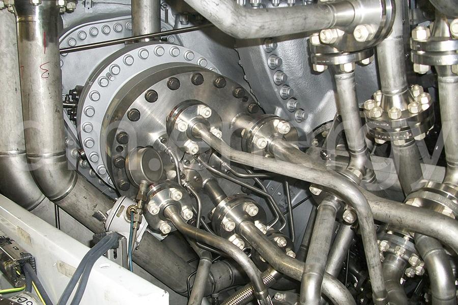 6 1 - Трубопроводы MS5002E