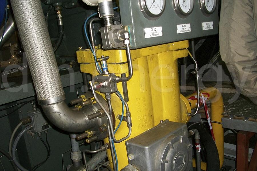 7 1 - Трубопроводы MS5002E