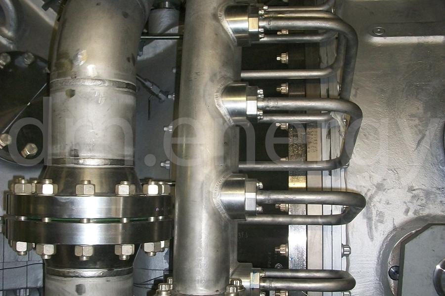 8 1 - Трубопроводы MS5002E