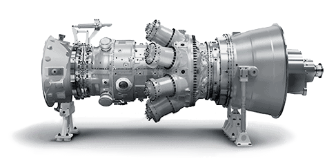 Индустриальные газовые турбины