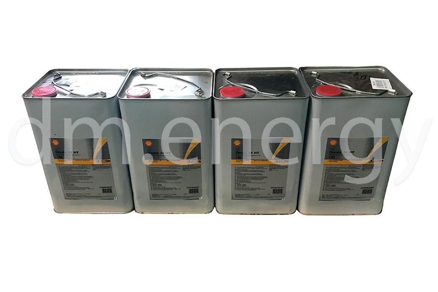 Заказать поставку редукторных масел Shell Omala S4 WE 150 в России и СНГ от официального производителя.