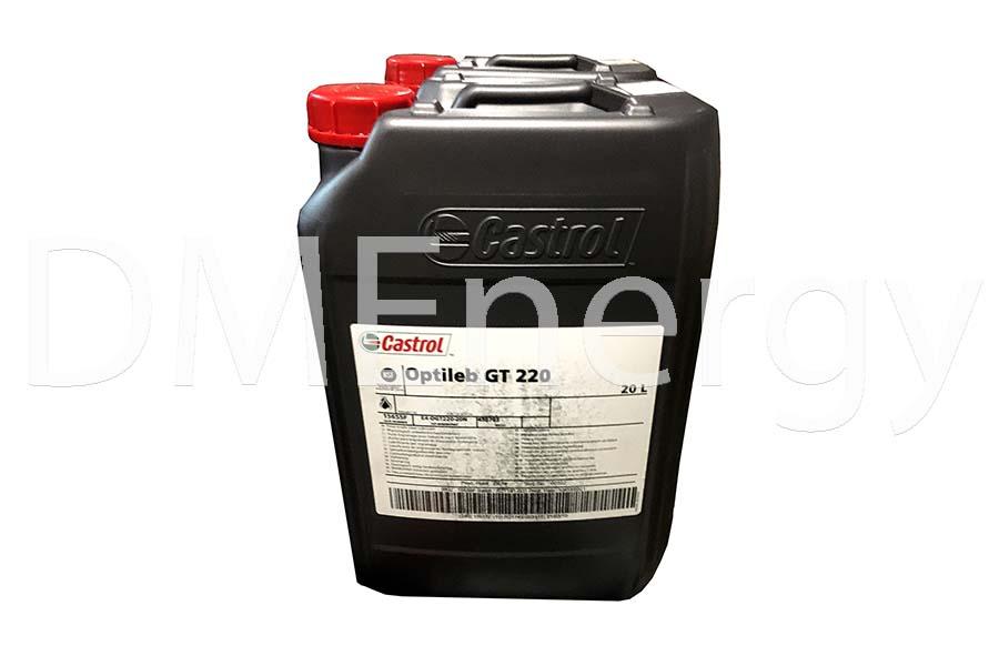 Castrol - Поставка редукторного масла CASTROL Optileb GT 220